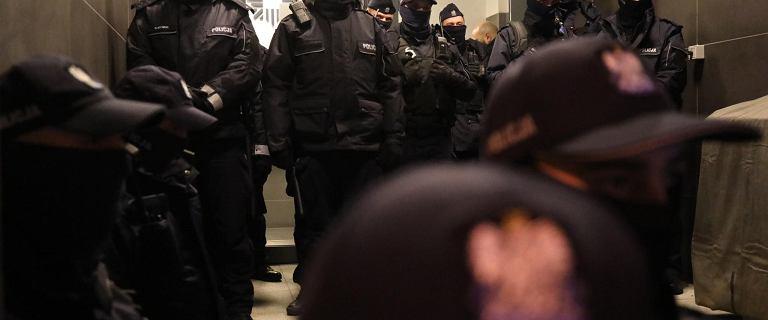 """W Senacie o zatrzymaniach. """"Policja nas popycha, szarpie, pałuje, gazuje"""""""