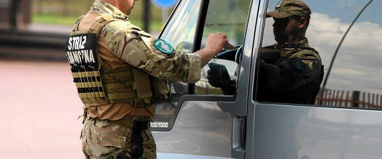 Funkcjonariusze Straży Granicznej szkoleni z ewangelii wg św. Mateusza