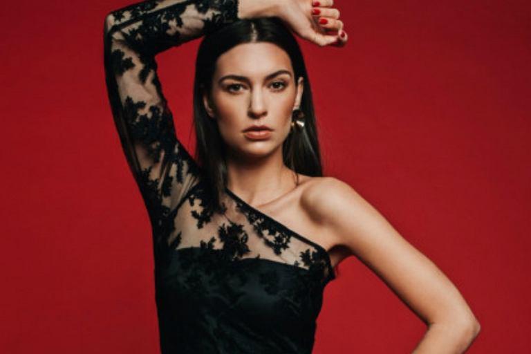 284a57959b Czarne sukienki tańsze nawet o 70%. Promocje na LaModa