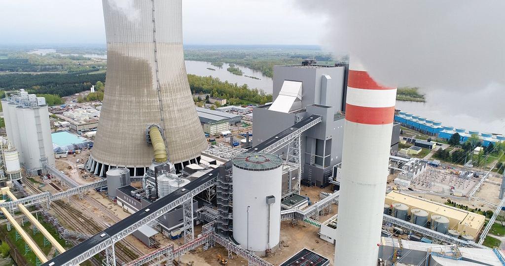 Elektrownia Kozienice Blok 11