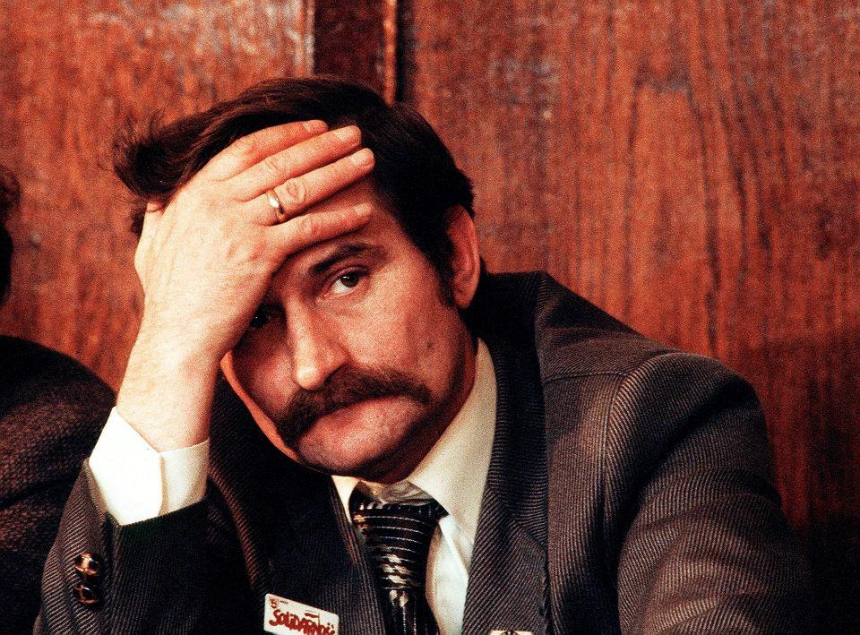 Lech Wałęsa, pazdziernik 1980