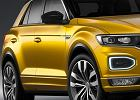 Volkswagen T-Roc w ostrzejszym wydaniu R-Line