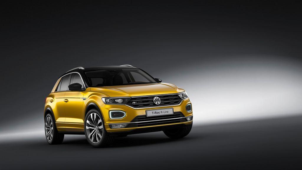 Volkswagen T-Roc R-Line 2017
