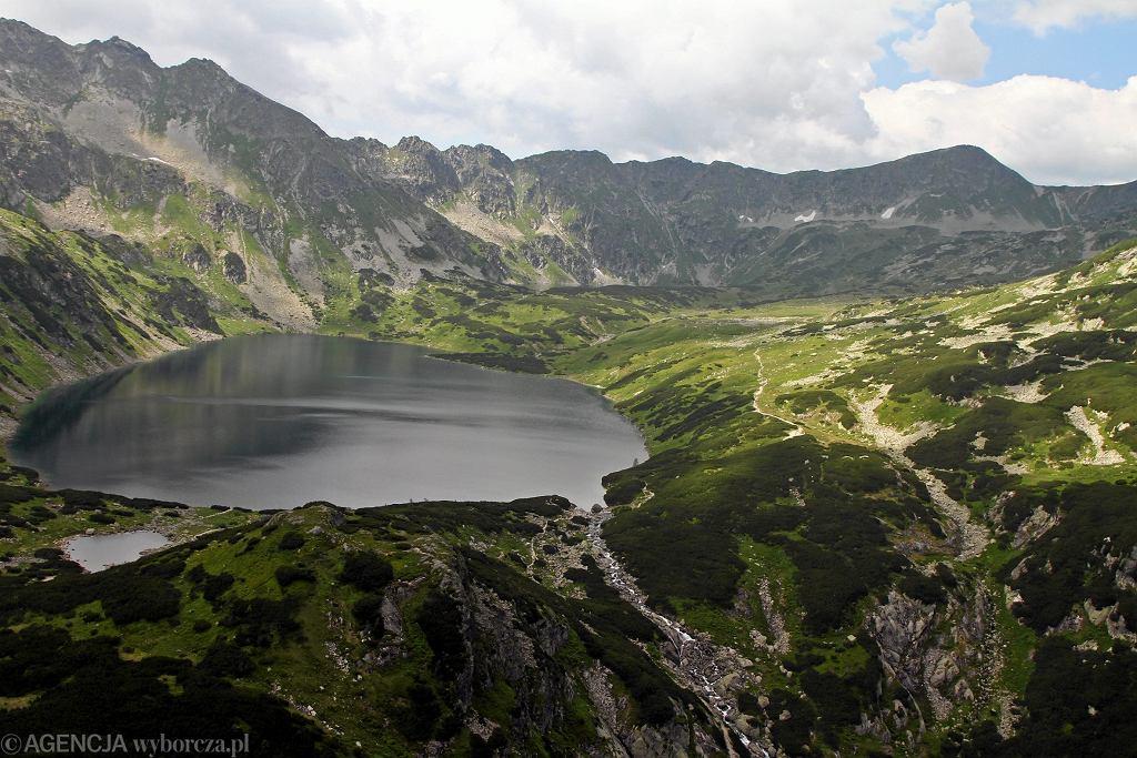 Tatry, Dolina Pięciu Stawów Polskich