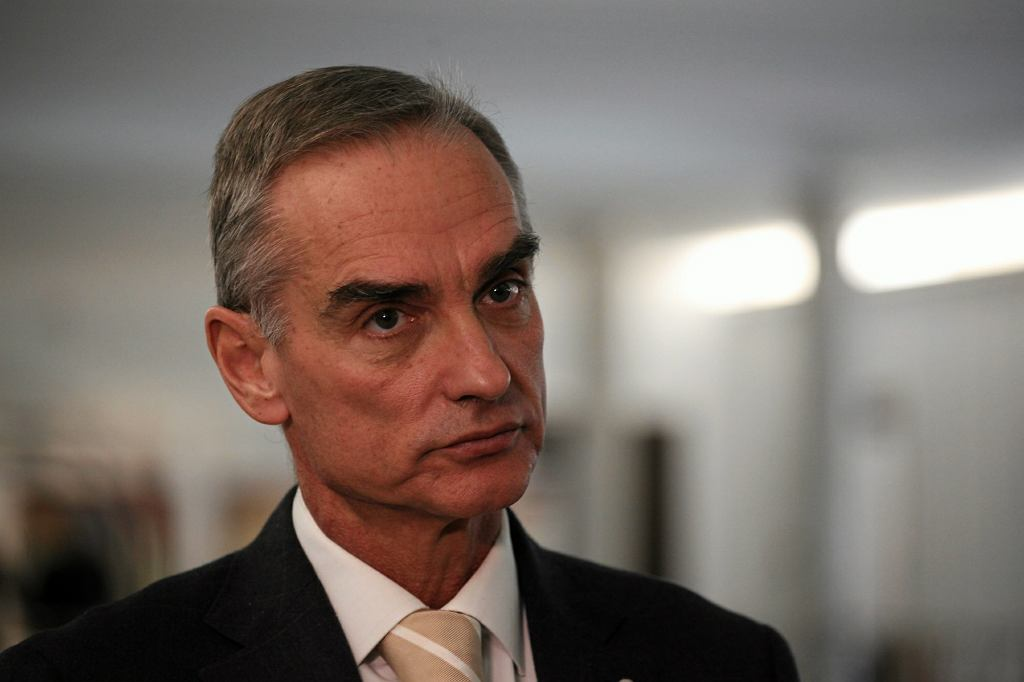 Jan Maria Jackowski, senator PiS