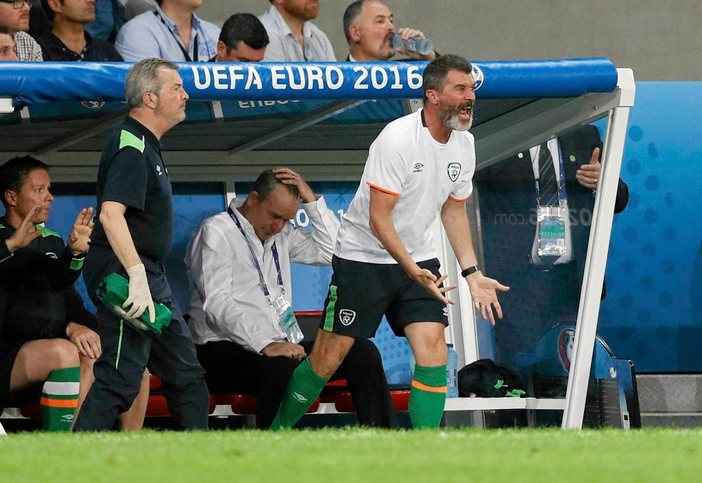Euro 2016. Włochy - Republika Irlandii