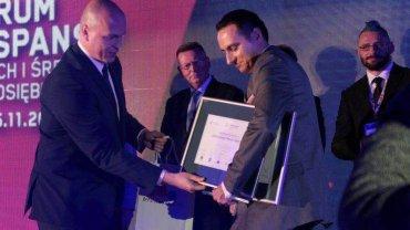 Gala, na której wręczono nagrody, była punktem dwudniowego Forum Ekspansji Małych i Średnich Przedsiębiorstw