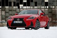 Lexus IS 200t po faceliftingu (2017)