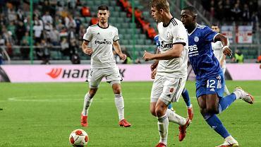 Maik Nawrocki mógł trafić do innego klubu Ekstraklasy. Były dyrektor sportowy zdradza