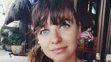 Anna Lewandowska - brzuszek