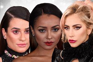 Makijaże na Grammy 2017 - przegląd urodowych trendów sezonu. Niestety, nie każdemu wszystko pasuje... [ZACHWYTY I WPADKI]