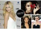 To nosiły gwiazdy w 2014, a my wraz z nimi: bordowe szminki, sztuczne tatuaże, warkocze i warkoczyki... [15 TRENDÓW]