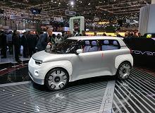 Genewa 2019 - Fiat Centoventi EV Concept - zapowiedź elektrycznego mieszczucha
