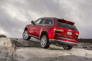 Jeep Grand Cherokee od 211 900 zł