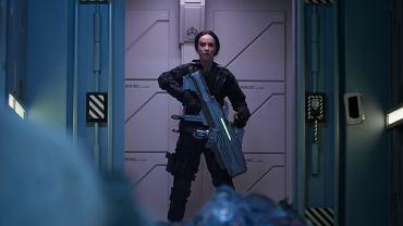 Kadr z zapowiedzi filmu 'Doom:Annihilation'
