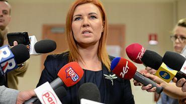 Anna Ostrowska, rzeczniczka ministerstwa edukacji narodowej