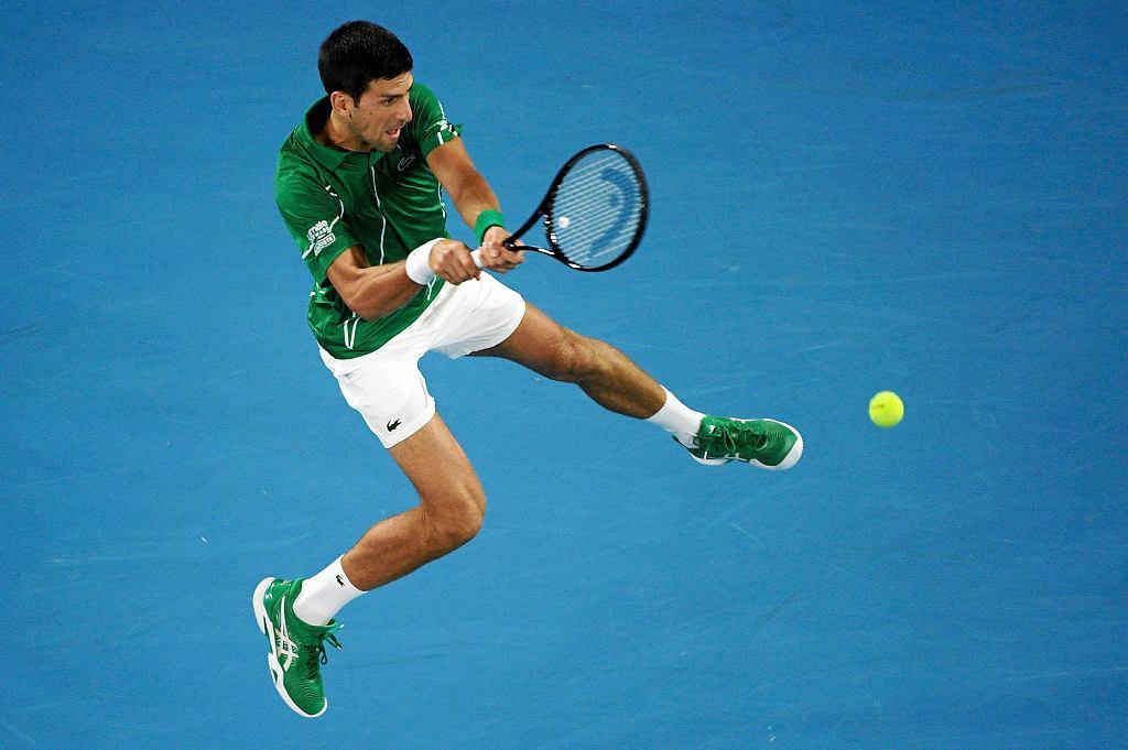 Australian Open. Novak Djoković w I rundzie