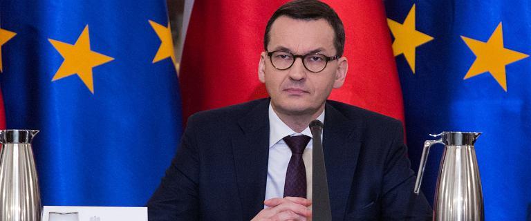 Premier chce zbadania uchwały Sądu Najwyższego przez Trybunał Konstytucyjny
