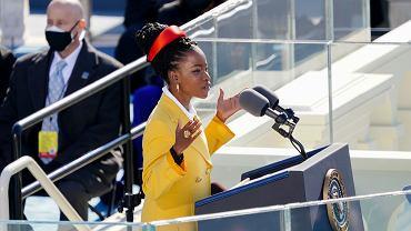 Kim jest Amanda Gorman? Młoda czarna poetka podczas inauguracji Bidena przyćmiła Lady Gagę i J.Lo