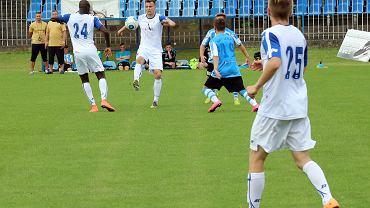 Mecz towarzyski: Stilon Gorzów - Świt Skolwin Szczecin 5:4 (0:1)