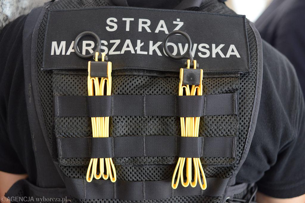 Strzał na terenie Sejmu, jedna osoba ranna. Media nieoficjalnie: Nieszczęśliwy wypadek (zdjęcie ilustracyjne)