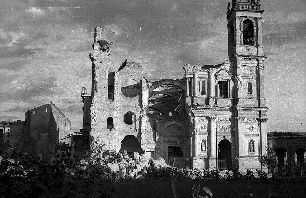 Cywile Powstanie Warszawskie