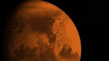 Chiny zbliżają się do Marsa. Sonda Tianwen-1 dostarczyła pierwsze zdjęcia Czerwonej Planety