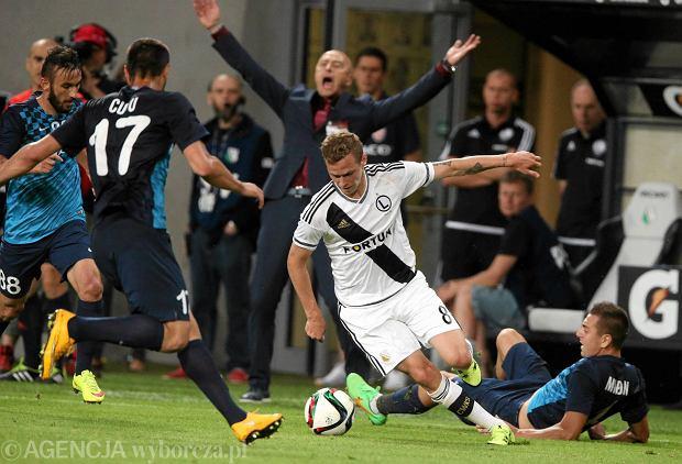 Europejskie Puchary. Lech, Śląsk, Jagiellonia i Legia poznały ewentualnych rywali w III rundzie eliminacji Ligi Mistrzów i Ligi Europy