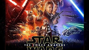 Gwiezdne wojny: Przebudzenie Mocy. Plakat