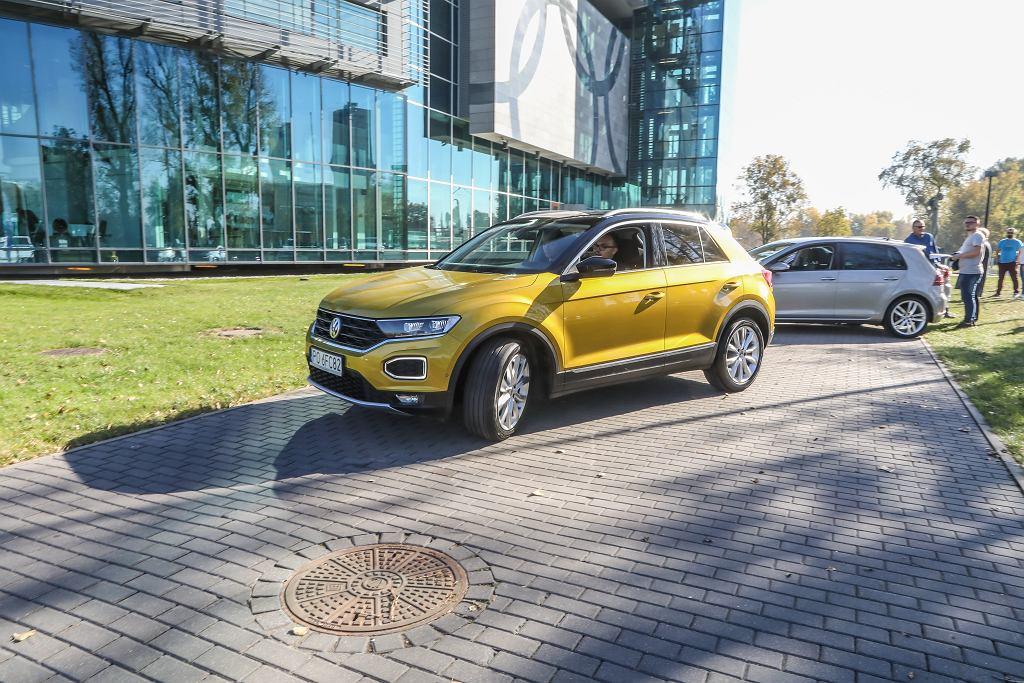Volkswagen T-Roc wygrany na loterii! Na mecie jednak trzeba go było zwrócić