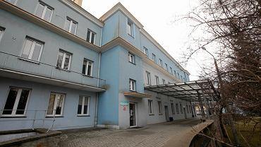 Klinika Chorób Zakaźnych przy ul. Radiowej w Kielcach