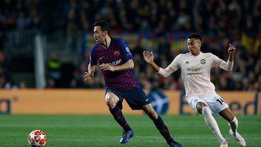 Sergio Busquets nie wyklucza odejścia z Barcelony