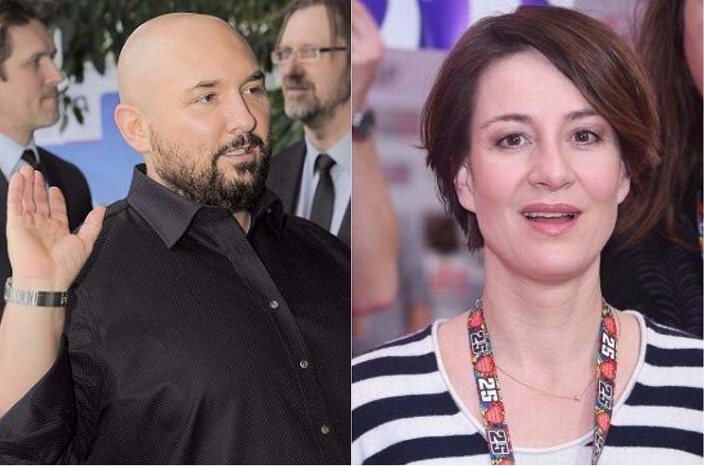 Patryk Vega, Maja Ostaszewska