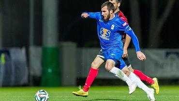 Lech Poznań - Amkar Perm 2:0 w sparingu w Turcji. Zaur Sadajew