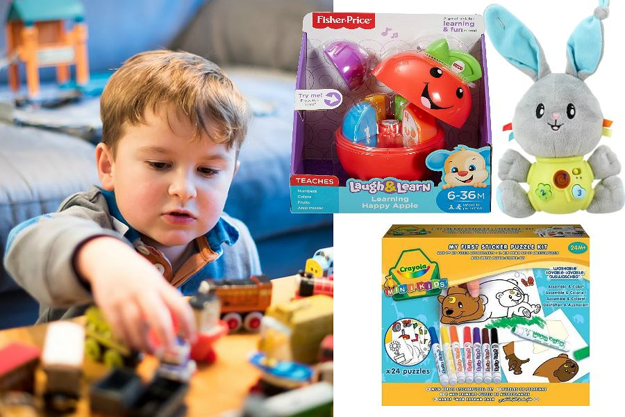 Prezenty zabawki