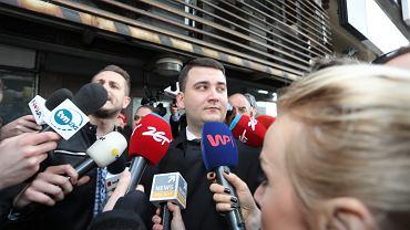 &Bartlomiej MIsiewicz przed Komisja PiS