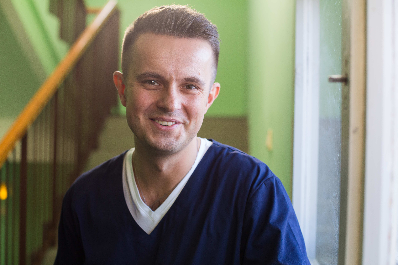 Miłosz Jaguszewski (fot. Krzysztof Nowosielski)