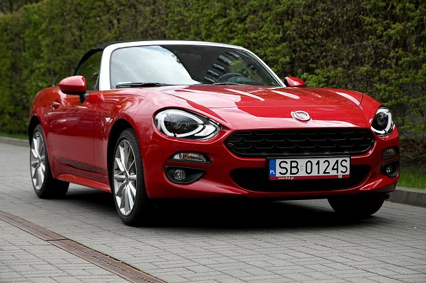 Fiat 124 Spider | Test spalania