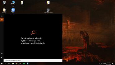 Wyszukiwanie w Windows 10