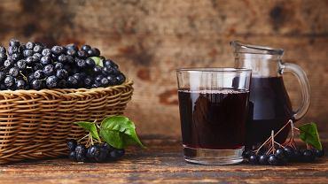 Aronia to owoc, który jest pełen minerałów i witamin