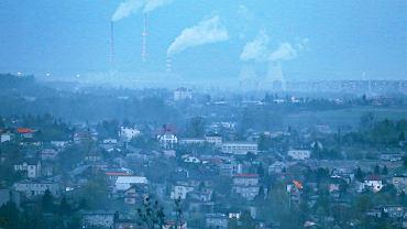 Rybnik, smog