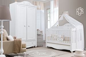 Najpiękniejsze łóżeczka dla dzieci