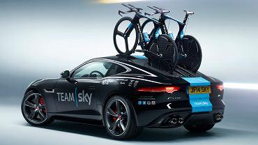 Jaguar F-Type R Tour de France