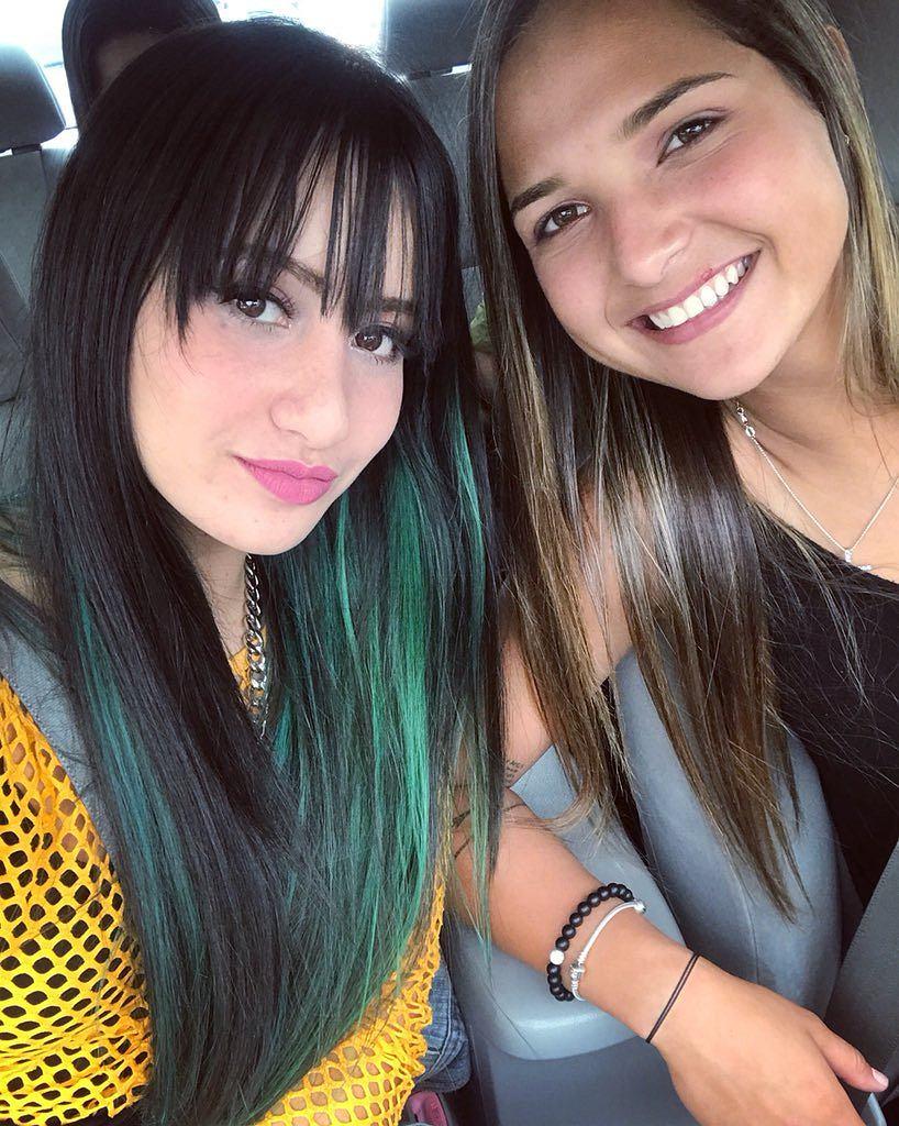 Michelle Sussett - sobowtórka Demi Lovato