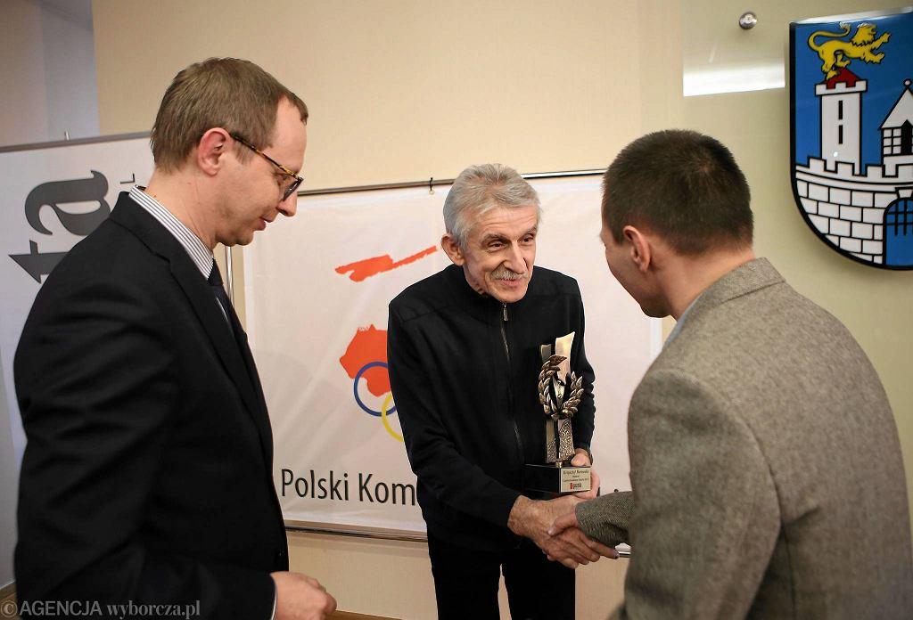 Rausz, finał Plebiscytu na Najpopularniejszego Sportowca Częstochowy i Regionu w 2015 roku