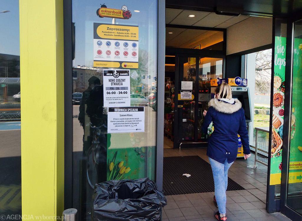 Wielkanoc 2021. Które sklepy będą otwarte? (zdjęcie ilustracyjne)