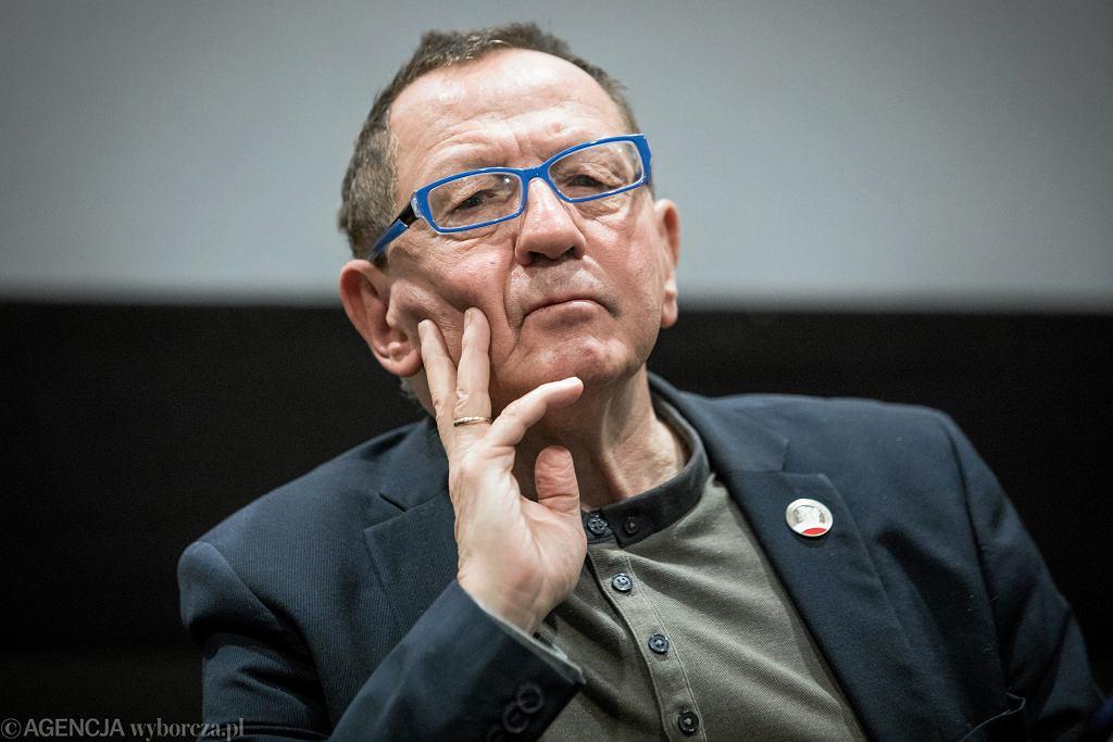 Reżyser Andrzej Titkow. Lublin, 29 marca 2019