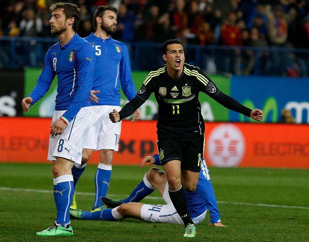Hiszpania - Włochy 1:0