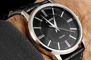 Stylowe zegarki męskie marki Casio - klasyka w nowoczesnym wydaniu