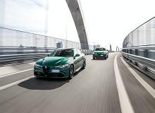 Alfa Romeo odświeża najważniejsze modele. Giulia i Stelvio Quadrifoglio już po liftingu